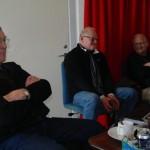 Indspilning i Lundgård Studio i Marts  2013