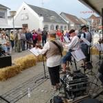 Høstmarked gågaden Hurup